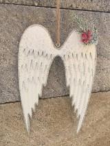 Dekorácie - Anjelské krídla - 11344447_