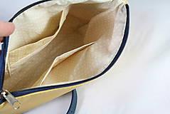Kabelky - Lea žltá AM 4 - 11343789_