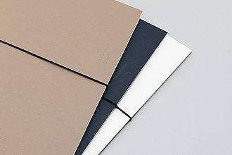 Papiernictvo - Bezdátumový diár A4 | Dateless planner A4 - 11344828_