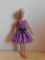 Hračky - Šaty pre barbie - 11346459_