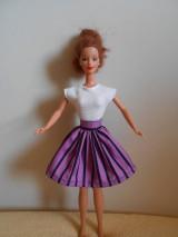 Hračky - Suknička pre barbie - 11346517_