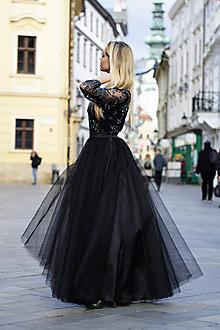 Sukne - Tylová sukňa Vanes - 11351362_