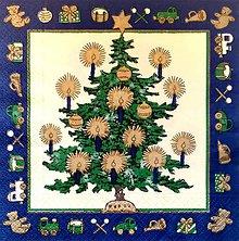 Papier - Vianoce,zima 64 - 11350951_