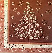 Papier - Vianoce, zima 65 - 11350970_