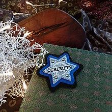 Šperky - Hviezda, možno pre ociho - 11348037_