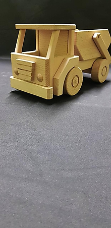 Hračky - Drevené auto hračka - 11347979_