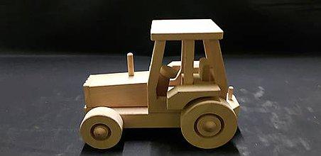 Hračky - Drevené auto hračka - 11348064_