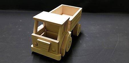 Hračky - Drevené auto hračka - 11348113_