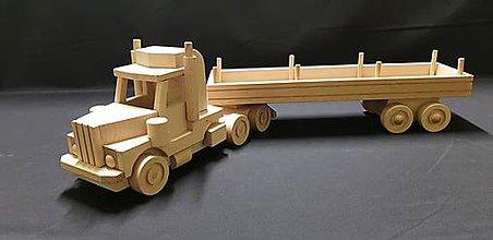 Hračky - Drevené auto hračka - 11348167_