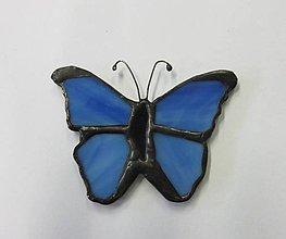 Dekorácie - Motýlik192 - 11349888_