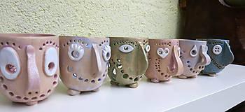 Svietidlá a sviečky - pohárik - lampášik - 11349409_