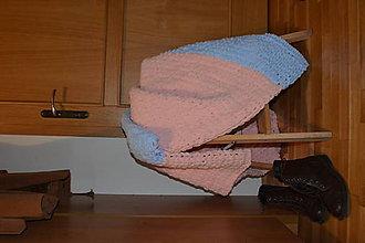 Úžitkový textil - Puffy MAXI deky - 11349352_