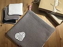 Úžitkový textil - Vianočný set pre Popolušku - 11351265_