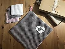 Úžitkový textil - Vianočný set pre Popolušku - 11351267_