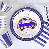Grafika - Auto - grafická dekorácia na koláč - 11350331_