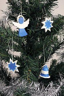 Dekorácie - vianočné ozdoby - 11352043_