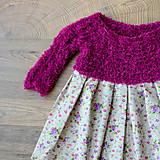 Detské oblečenie - šaty PRINCESS exclusive ♥ - 11353934_