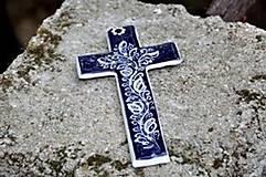 Magnetky - Kobaltový krížik - 11353922_