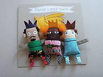 Magnetky - Traja králi a kométa* - 11353371_