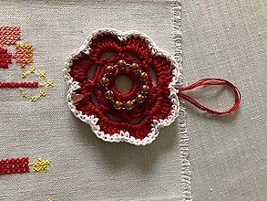 Drobnosti - Vianočná ozdoba - 11353573_