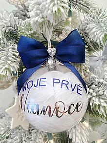 Dekorácie - Moje prvé Vianoce 3 - 11355209_