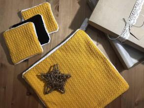 Úžitkový textil - Vianočný set pre Zlatovlásku - 11354576_