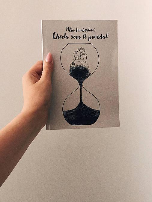 Kniha Chcela som ti povedať