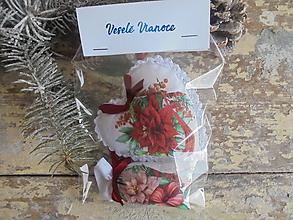 Dekorácie - Vianočná sada - 11352202_