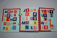 Hračky - abeceda - 11355348_