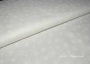 Textil - biela - 11352433_