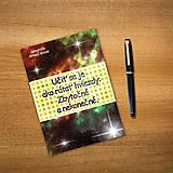 Papiernictvo - Zápisník Galaxy humor - 11351861_