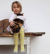 Detské doplnky - mini-punčocháče(vel.98/104) - 11358004_