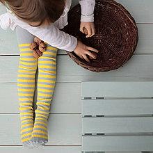 Detské doplnky - mini-punčocháče(vel.98/104) - 11358005_