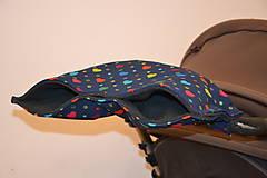 Textil - softshellový rukávnik na kočík - 11357208_