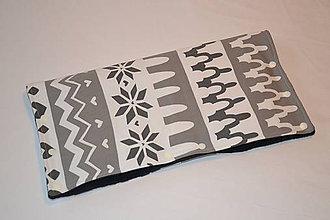 Textil - softshellový rukávnik na kočík VINTER - 11357160_