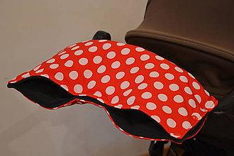 Textil - softshellový rukávnik na kočík - 11357246_