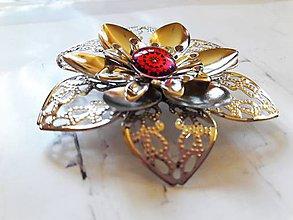 Brošne - Brošňa Mandala Muse - 11355439_
