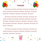 Grafika - Vtipný textík zo slov začínajúcich na rovnaké písmeno - 11355739_