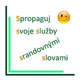 Grafika - Vtipný reklamný textík zo slov začínajúcich na rovnaké písmeno - 11355884_