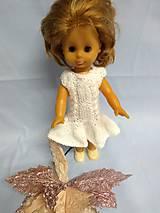 Hračky - Šaty pre bábiku - 11356492_