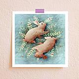 """Obrázky - Obrázok """"Fauna a Flóra"""" - zajac - 11356650_"""
