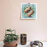 """Obrázky - Obrázok """"Fauna a Flóra"""" - zajac - 11356652_"""