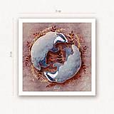 """Obrázky - Obrázok """"Fauna a Flóra"""" - jazvec - 11356664_"""