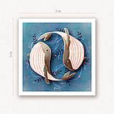 """Obrázky - Obrázok """"Fauna a Flóra"""" - veľryba - 11356672_"""