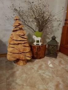 Dekorácie - Vianočný stromček - 11359347_