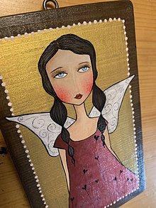 Obrázky - Anjelik pokoja - 11356135_