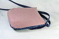 Kabelky - Ria ružová 2 - 11357904_