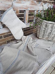 Úžitkový textil - Sada kuchynských doplnkov Grandma's Choice - 11359055_