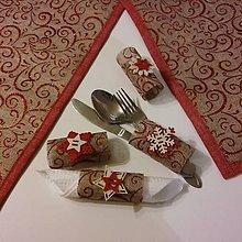 Úžitkový textil - Vianočné prestieranie - 11362766_