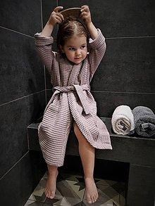 Detské oblečenie - detský župan - 11361509_